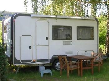 knaus deseo 400 lkk wohnwagen f r 53544070. Black Bedroom Furniture Sets. Home Design Ideas